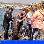 El Cabildo y Coca-Cola organizan este sábado una limpieza de costas en Arico