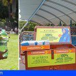 Loro Parque prevé introducir en sus instalaciones botellas biodegradables y compostables