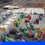 El tráfico marítimo de mercancías en Canarias crece más de un 20% en los últimos cinco años