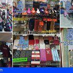 Intervienen en Adeje y  Arona 28 establecimientos que comercializaban artículos falsos