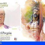 Las Fiestas Mayores arrancan el viernes con la lectura del pregón por el maestro Esteban Francisco Hernández