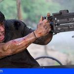 Tenerife acogerá el rodaje de 'Rambo V', protagonizada por Silvester Stallone