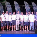 Cálida bienvenida a los tripulantes de las doce embarcaciones de la Regata Huelva-La Gomera