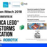 Santiago del Teide acoge los Talleres Gratuitos de Robótica Lego Mindstorms Education
