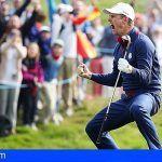 Islas Canarias se promociona como destino de golf durante la celebración de la Ryder Cup 2018