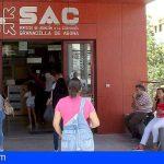 Cs denuncia el grave colapso en el Servicio de Atención a la Ciudadanía en Granadilla