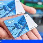 Los bonos de transporte Tenmás móvil tendrá una tarifa para el Sur de 38 euros mensuales