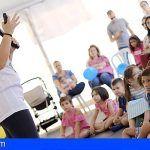 Los fisioterapeutas canarios recomiendan hábitos posturales a los niños con la vuelta al cole