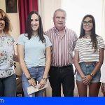 El alumnado de FP y Bachillerato de la zona alta sanmiguelera cuenta con transporte público al IES San Miguel