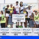Guía de Isora. Rayco Marrero y Esther Hernández vencedores del IV Triatlón Sprint