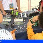 Estudiantes de Canarias presentan una nueva forma de participar en la ciencia