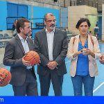 El Cabildo mejora de instalaciones deportivas de Güímar con una inversión de más de 600.000 euros