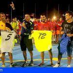 Gáldar FS y el Gomera FS vencedores de los primeros torneos de fútbol sala de las Fiestas Lustrales