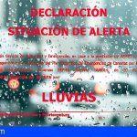 El Gobierno de Canarias declara la situación de alerta por lluvias en Lanzarote y Fuerteventura