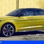 Los canarios ya pueden reservar el nuevo Audi A1 Sportback