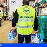 """La Obra Social """"la Caixa"""" y FESBAL recogen 73.300 litros de leche para familias desfavorecidas en Tenerife"""