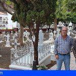 El gobierno local de Arafo niega actos vandálicos en el cementerio