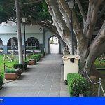 Arona implanta medidas de seguridad para el Día de Todos los Santos en el cementerio de Santa Salomé
