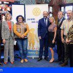 Rotary Club Tenerife Sur hará una gala para ayudar a los escolares con escasos recursos