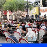 Arona revive el próximo sábado un pueblo de antaño en el Día de las Tradiciones con el broche de oro Los Sabandeños