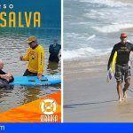 David Szpilman debate sobre las mejores maneras de reducir los incidentes en las aguas de Canarias