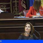 El Parlamento de Canarias reprueba la gestión de Valido en dependencia