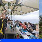 Adeje | El Bahía del Duque lleva la alta cocina a 30 metros de altura