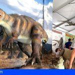 Dinosaurs Tour, la mayor exposición de dinosaurios animatrónicos, llega a Tenerife
