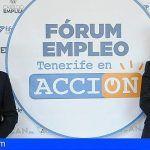 Tenerife confirma su liderazgo en el fomento del empleo con más de 34.000 contratos en septiembre