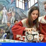 Tenerife albergará las finales nacionales de First Lego League los dos próximos años