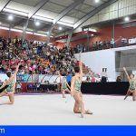 Granadilla acoge este sábado el Campeonato de Canarias de Gimnasia Rítmica de conjuntos absoluto