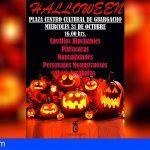 San Miguel celebrará la fiesta Halloween en la plaza del centro cultural de Guargacho