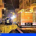 Bomberos intervienen en un incendio en una vivienda en Valle San Lorenzo