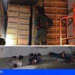 Intervienen más de seis toneladas de cocaína en Málaga