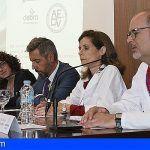 Medio centenar de especialistas en 'piel de mariposa' se reúnen en La Candelaria