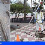 Adeje | Entemanser prepara el plan de choque en la limpieza para evitar inundaciones de cara a las primeras lluvias