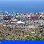 """Curbelo reivindica """"soluciones reales"""" para la mejora de las infraestructuras del Sur de Tenerife"""