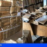 Desarticulan en Canarias una organización delictiva que vendía prendas deportivas falsificadas