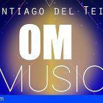 """Santiago del Teide acoge el proyecto cultural """"OM-MUSIC. Música y Terapias Alternativas 2018"""""""