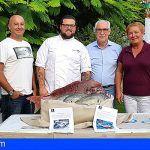 Sama de pluma y jurel de Gran Canaria protagonizarán los platos en la ONU, Ginebra