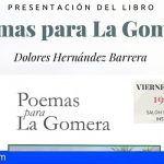 El Cabildo acoge este viernes la presentación del libro 'Poemas para La Gomera'