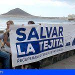 Salvar La Tejita solicita una auditoría independiente de la concesión de la licencia del hotel por parte del Ayuntamiento