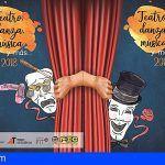"""El programa cultural """"Teatro, Danza, Música… y más 2018"""" llega a Santiago del Teide"""