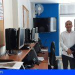 El subdelegado del Gobierno, Javier Plata, visitó la Jefatura de Policía Local