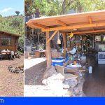 Construyó una vivienda para alquiler vacacional en suelo rústico en La Palma