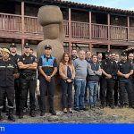 Curso de entrenamiento de perros antidrogas en San Miguel de Abona