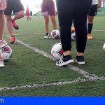 Un centenar de menores participan en las Escuelas Deportivas Municipales de San Miguel de Abona