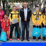El Ayto. de Granadilla felicita a la escuela de kickboxing de Mar Rodríguez por sus logros en el Mundial de Roma