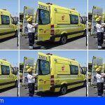 Aday Amorin ha iniciado una petición para recuperar la base de ambulancia soporte vital básico de 24 horas en Pto. de la Cruz