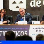 Baltar destaca la necesidad de concienciar sobre la importancia del buen uso de los antibióticos